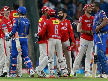 51st match: Kings XI beat Mumbai by 7 runs in an absolute thriller