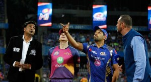 Qualifier 1: MI vs RPS for the third time in IPL 2017