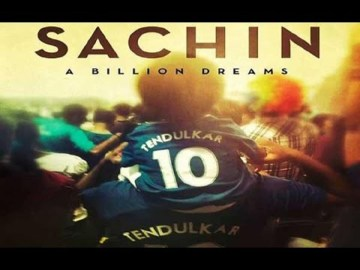 Sachin: A Billion Dreams