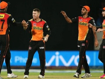 Match 44: SRH vs RPS, Hyderabad