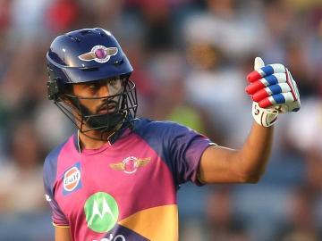 41st match: Tripathi's 93 takes Pune to four-wicket win