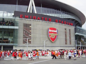 Arsenal's EPL schedule 2017/18