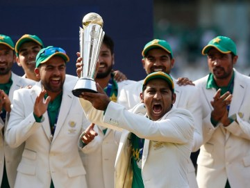 Champions Trophy 2017 results - winners Pakistan