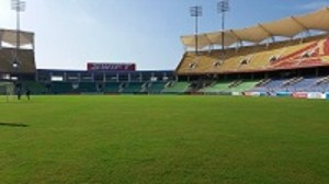 International cricket stadiums in India