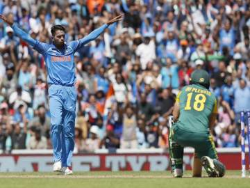 June 11, India vs South Africa, ICC CT 2017