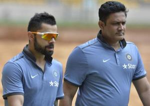 Kumble resigns as Team India coach