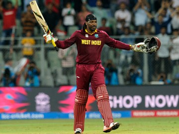 West Indies T20 squad against India