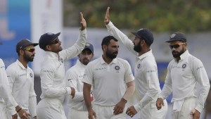 Sri Lanka vs India, 1st Test 2017