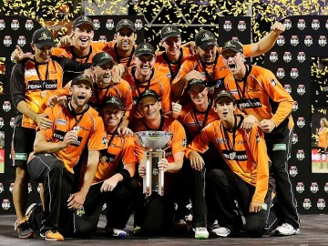 KFC Big Bash League, BBL winners 2017-2012