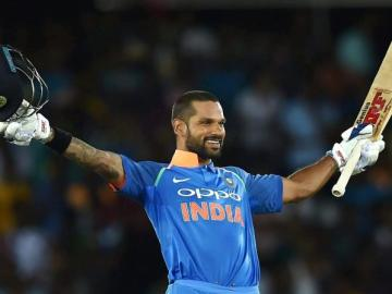 List of Shikhar Dhawan centuries