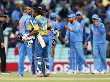 Sri Lanka vs India 1st ODI