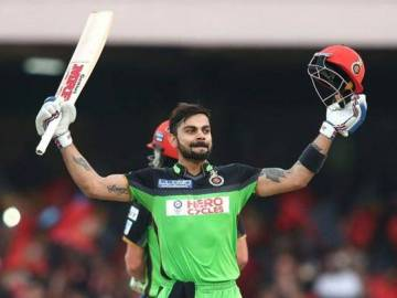 Virat Kohli centuries in international cricket