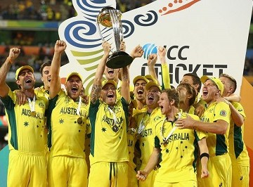 ICC Cricket World Cup winners list
