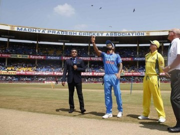 India vs Australia 4th ODI, 2017
