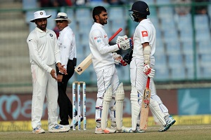 India vs Sri Lanka 3rd Test 2017