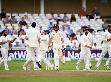 India tour of England 2018, 3rd Test
