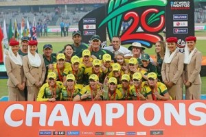 ICC Women's T20 World Cup winners list