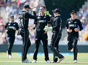India vs New Zealand 4th ODI 2019 full scorecard | Jan 31, Hamilton