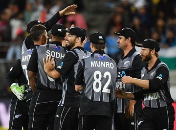 India vs New Zealand 1st T20 2019 full scorecard | Feb 6, Wellington