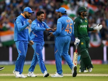 India vs Pakistan World Cup 2019 | Score, stats | Manchester, Jun 16