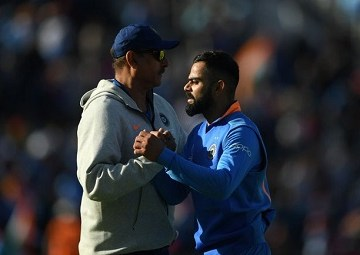 Indian cricket team coach 2019-21, Ravi Shastri