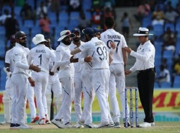 India vs West Indies 1st Test 2019 | Score, stats | Aug 22-25, Antigua