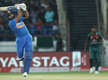 India vs Bangladesh 2nd T20 2019 | Score, stats | Rajkot, Nov 7
