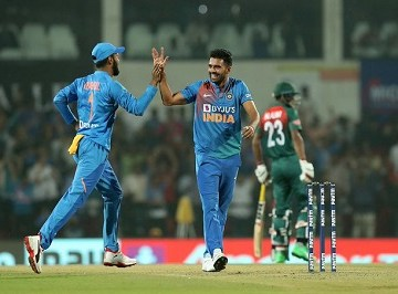 India vs Bangladesh 3rd T20 2019 | Score, stats | Nagpur, Nov 10