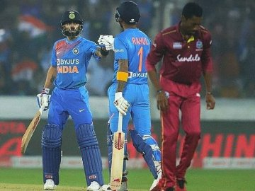 India vs West Indies 1st T20 2019 | Score, stats | Dec 6, Hyderabad