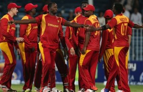 Zimbabwe vs Afghanistan 4th ODI Match Live Score Ball By Ball