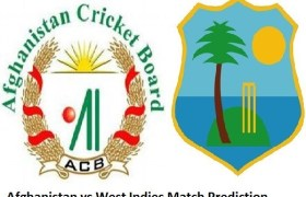 Afghanistan vs West Indies Prediction