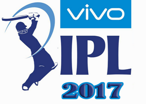 VIVO IPL 2107 Schedule Time Table and Fixture
