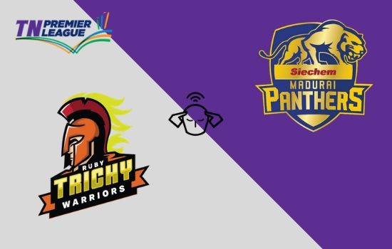ruby trichy warriors vs madurai panthers