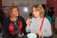 Aicha Mahassine, Serin GUNES, SIDA IST