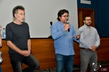 Bruce Clarck, Thierry Tournoy, Mohamed Fekrioui