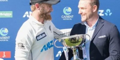New Zealand New World No.1 in Test Rankings