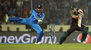 Pre-match India v Pakistan