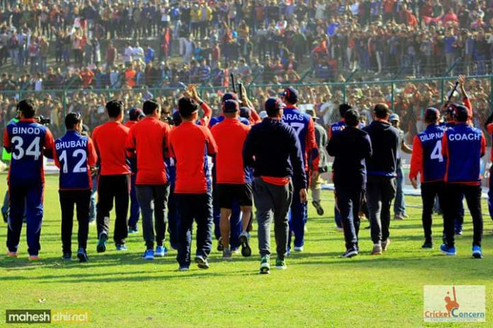 Nepali Cricket Fans: The Hope Between Agony & Despair