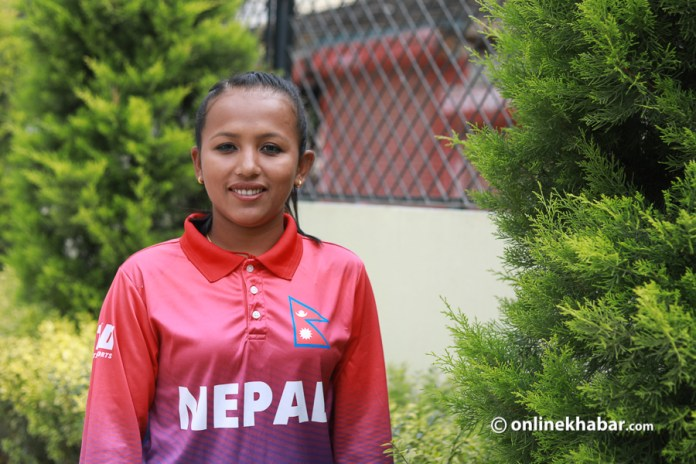 I feel regret for not being able to perform in the qualifier, says Kajal Shrestha