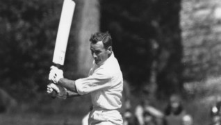 Bert Sutcliffe: New Zealand great and author of the bravest ever innings -  Cricket Country