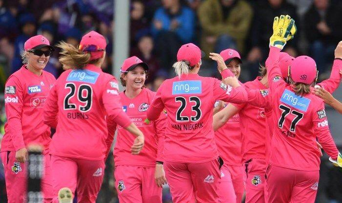 WBBL: Sydney Sixers Fined 000 for 'Administrative Error'