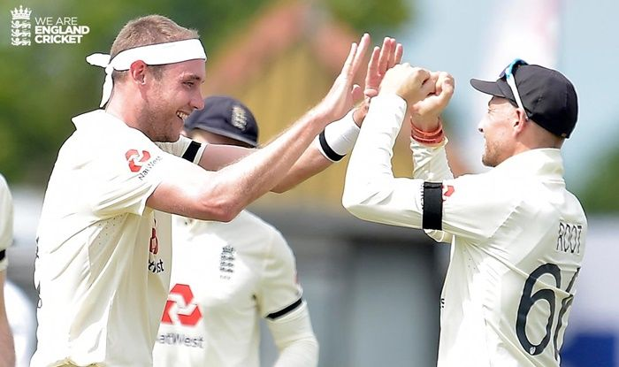 SL vs ENG 2021: England Players Wear Black Armbands to Tribute Ex-Players – John Edrich And Robin Jackman During 1st Test vs Sri Lanka in Galle