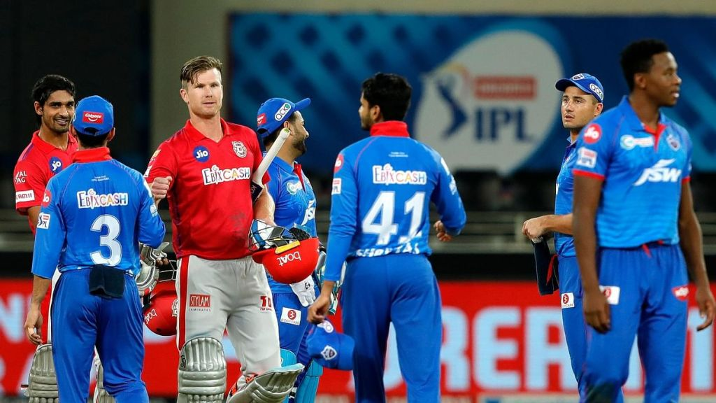 Kings XI Punjab won by 5 wickets against Delhi Capitals