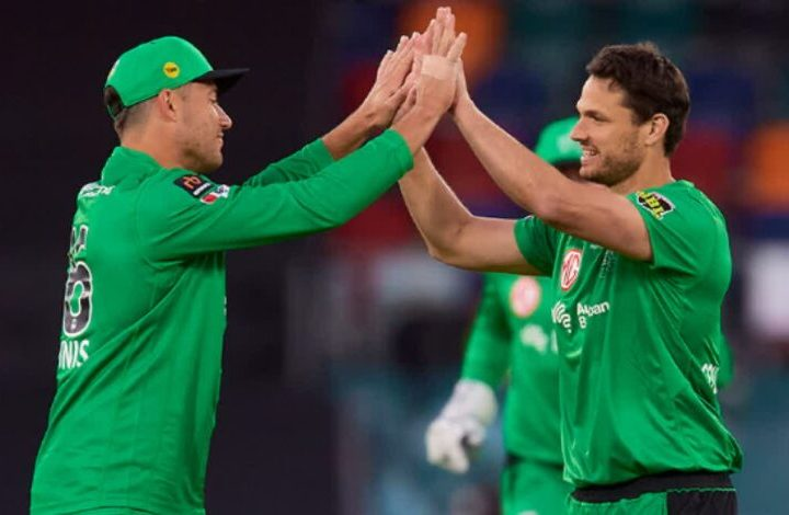 Melbourne Stars Secure an Easy Victory Over Brisbane Heat