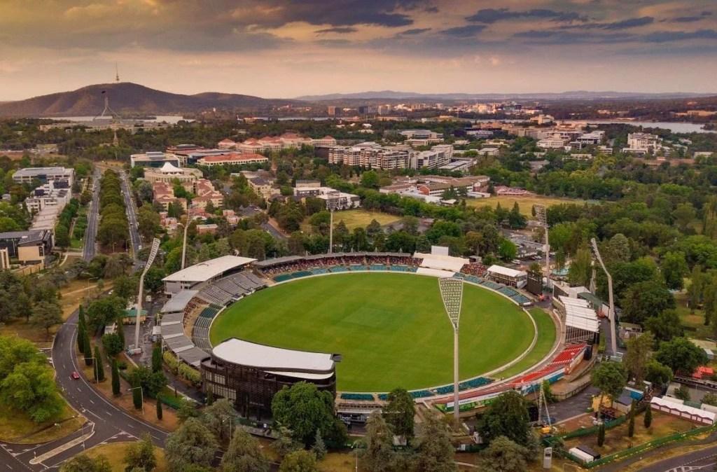 Canberra Cricket Ground