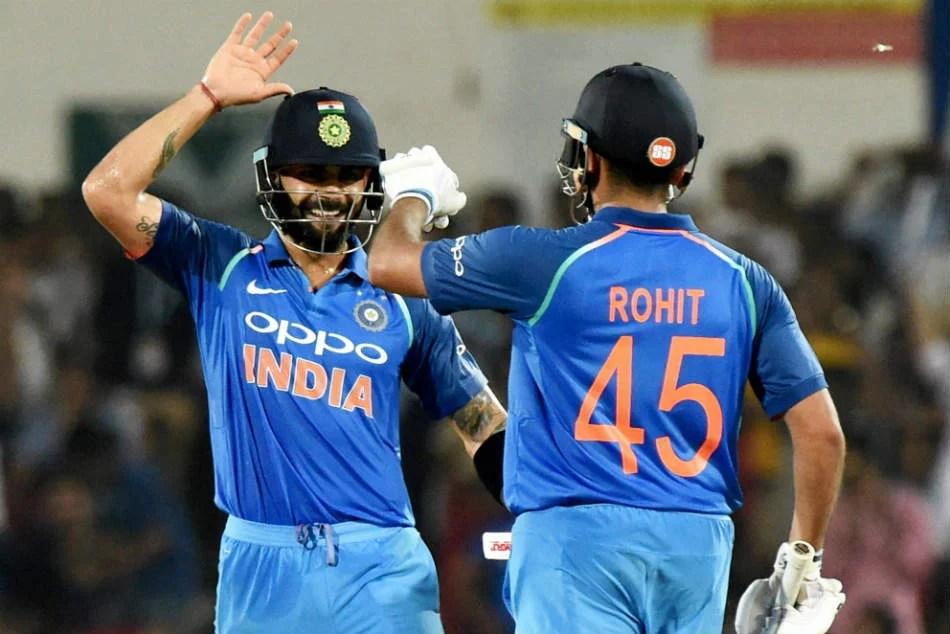 Virat Kohli vs Rohit Sharma