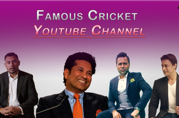 Famous Cricket YouTube Channels