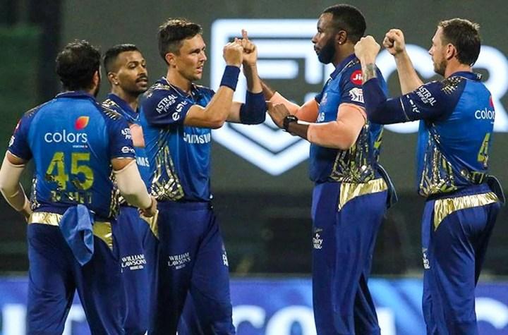 Mumbai Indians IPL 2021 Squad