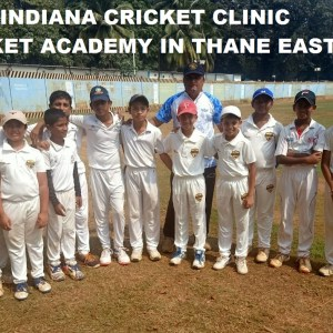 Indiana Cricket Clinic Cricket Academy in Thane East