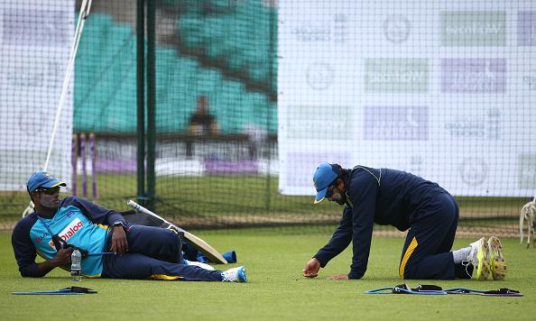 Partnerships between Chandimal and Mathews have let games drift away from Sri Lanka.